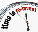 Time to reinvent